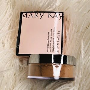 Mary Kay Mineral Powder Foundation ~ Beige 2.0